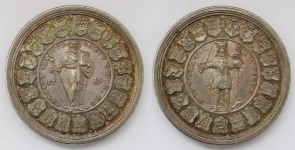 Мюнстер (MUNSTER) епископство. Медаль 1719 года