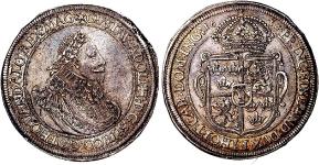 НЮРНБЕРГ (NURNBERG). Талер 1632 года.